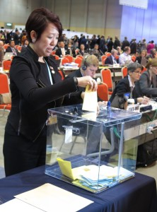 Malaysia votes in the elections for Secretary General and Deputy Secretary General