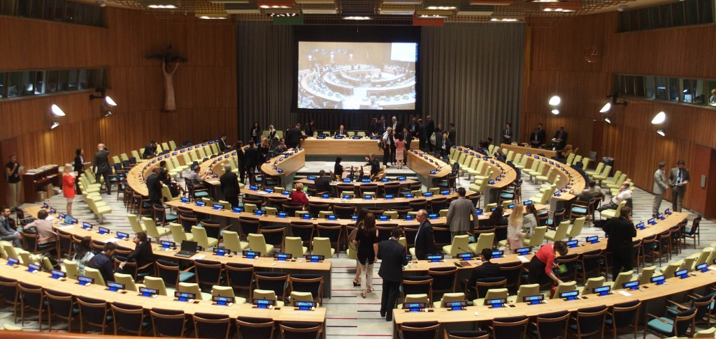 First WSIS+10 preparatory meeting in New York, 1 July 2015